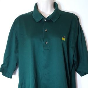 Augusta National Masters Golf Shirt Sz L